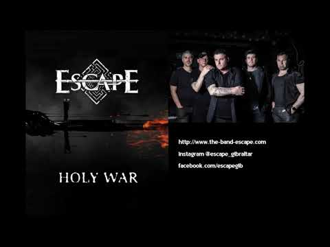 Escape-Holy War, (The Lockdown Demo), (Official Audio), 2020