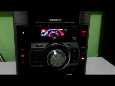 SYSTEM SONY MHC GTX888  YouTube