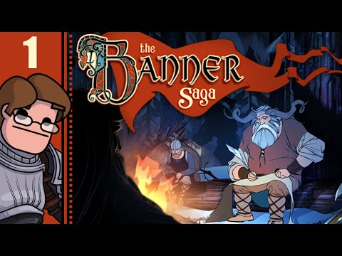 Let's Play The Banner Saga 1 & 2 (Complete)