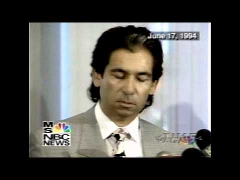 HISTORY _ Day Five of the OJ Simpson story Friday 17 June 1994 (part 3)