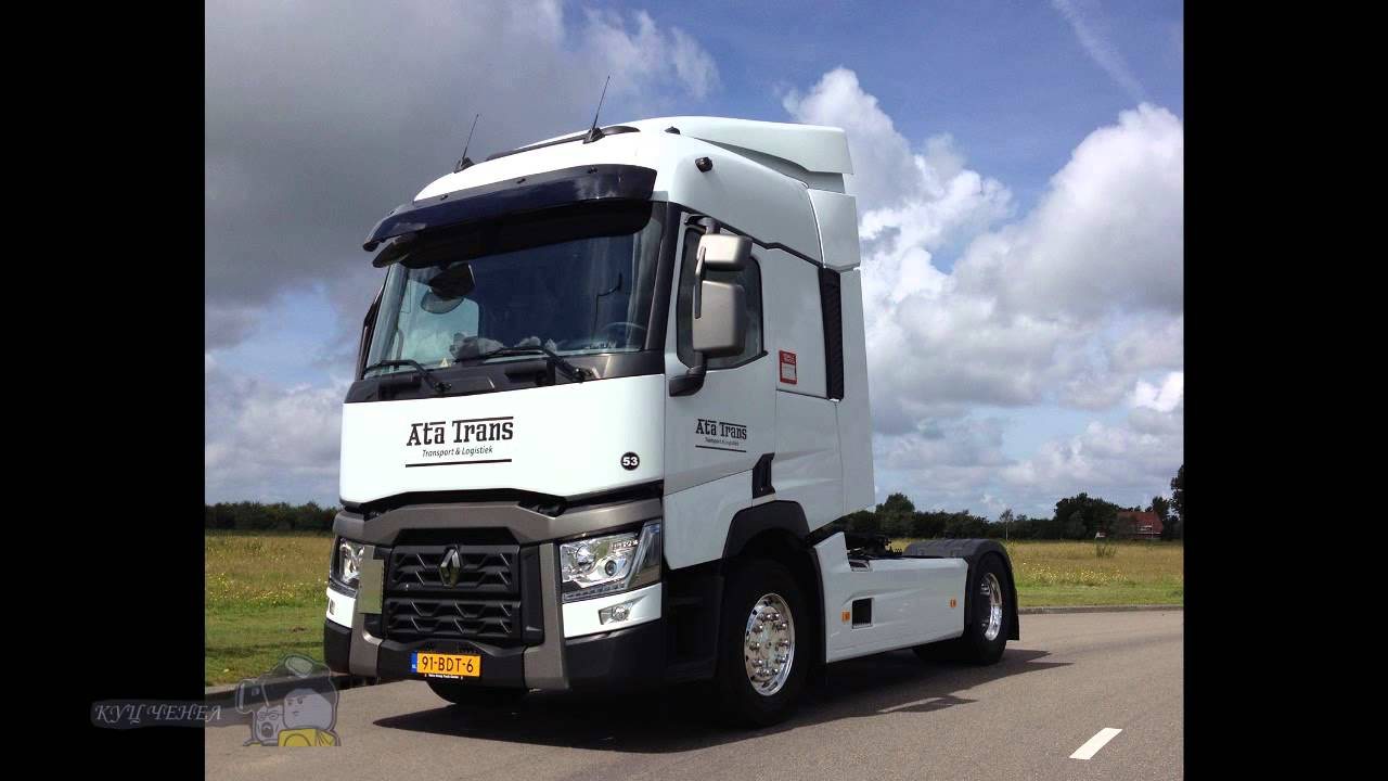 Renault T520 Trucks 2015 France Youtube - Koffietafel Renault T