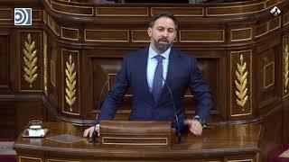 Abascal, a las diputadas de Podemos: