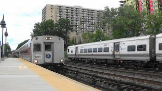 Metro North & Amtrak Sunday Railfanning At Greystone In 60 FPS (Read Desc)