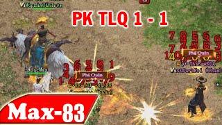 Võ Lâm 2 Trận Pk Siêu Kịch tính Giữa JustPartNo1 vs Fianyousha  | NhacMax -P83 | Võ Lâm 2