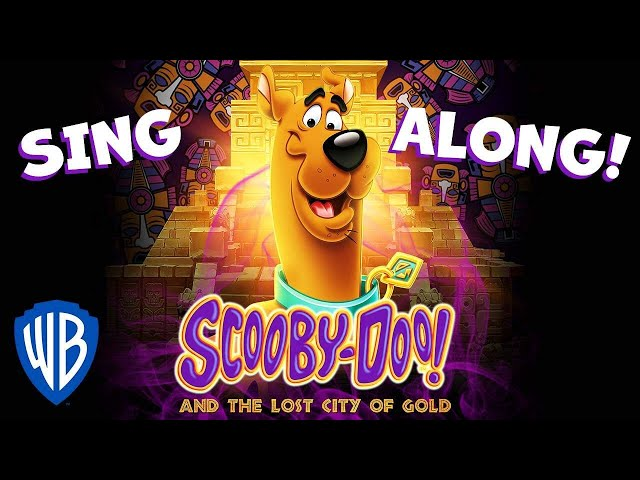 Scooby-Doo! And the Lost City of Gold | 'Dreamland' SING ALONG! 🎤 | WB Kids