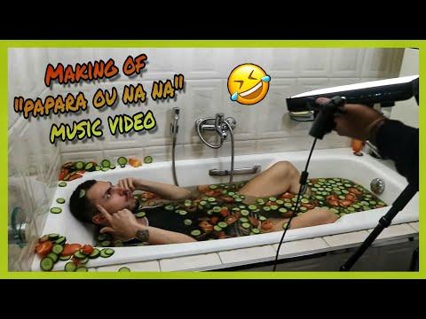 Making of 'Papara Ou Na Na' Music Video | Tsede The Real