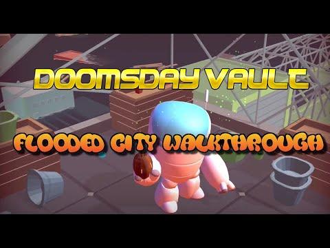 Doomsday Vault Flooded City Walkthrough Apple Arcade Youtube