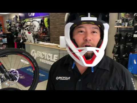 Fox Pro Libra helmet | Bicycle Warehouse