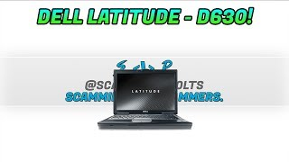 Review of my Dell Latitude D630
