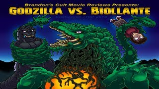 Brandon's Cult Movie Reviews: GODZILLA VS. BIOLLANTE