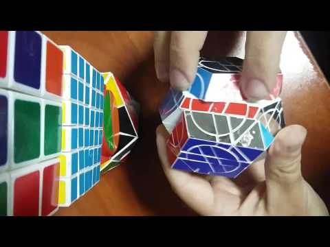 Crazy Rhombic Dodecahedron