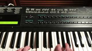 80's Synth Keyboard Chords Explained - Triad Suspensions + Simple Harmonic Transitioning thumbnail