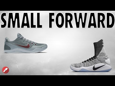 Top 5 Shoes For Small Forwards!