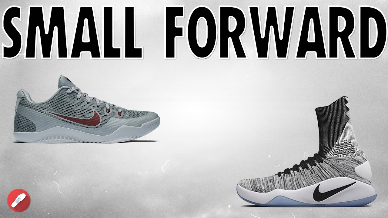 576c50540eb4 Top 5 Shoes For Small Forwards! - YouTube