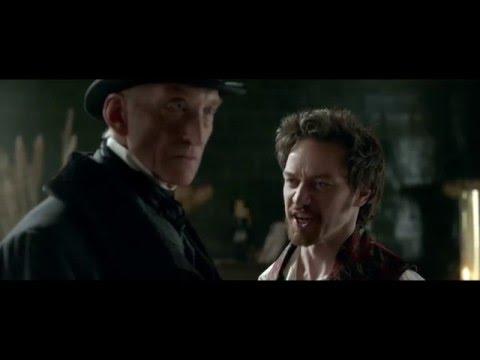 Charles Dance Performance in Victor Frankenstein (2015)