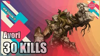 hoN Pro Pebbles Gameplay - Avori - Gold - CM