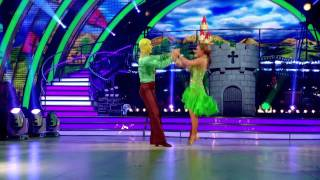 Chelsee Healey & Pasha Kovalev - Jive - Strictly Come Dancing 2011 - Week 10