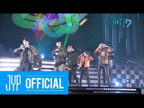 """GOT7 """"Yo Moriagatte Yo"""" (モリ↑ガッテヨ) Japan Tour 2016 DVD"""