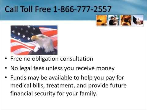 Asbestos Lawyer Chicago IL 1-866-777-2557 Lung Cancer Attorneys Illinois Asbestos Claims Settlements