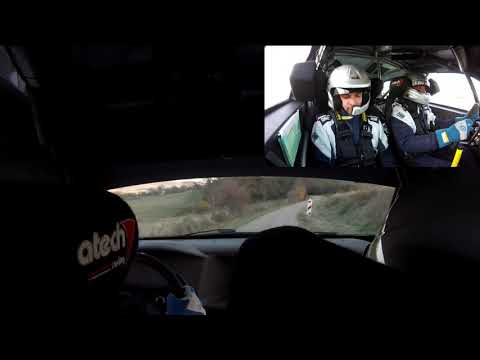 Rallye de Nancy 2018, Eric Glaudel - Romain Glaudel, Citroën DS3 R3