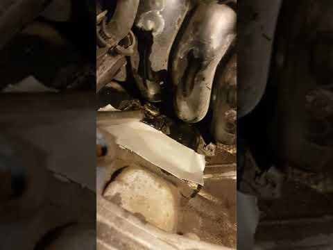 Mazda 3 Z6 motor pingel sensor vervangen / knock sensor replaysment the fast and easy way