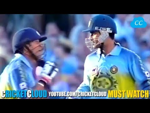 Thumbnail: Sourav Ganguly Most Aggressive 100 vs Australia !!