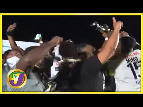 Congratulations to Cavaliers FC | TVJ Sports Commentary - Oct 4 2021