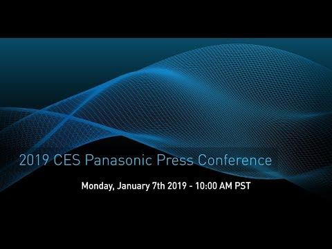 Panasonic CES 2019 Press Conference