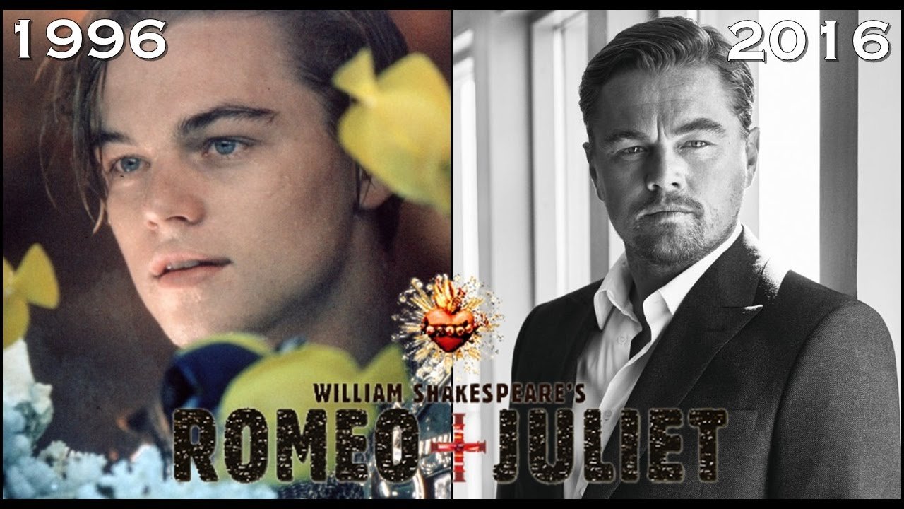 Romeo + Juliet (1996-2016) | Before and After | Antes y Después