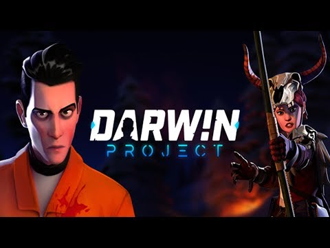 Darwin Project - 2 Straight Wins! - 10 Player Battle Royale - Darwin Project Alpha Gameplay