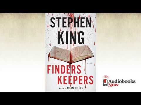 Finders Keepers Audiobook Excerpt