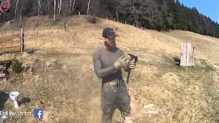 C.S.T - Vorstellung Tactical Tomahawk von (Walther und Elite Force)