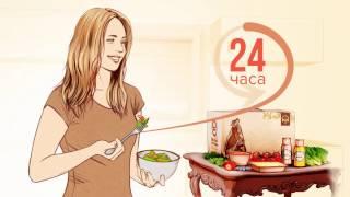 «Элитное питание - Диета на дом» - вот что всем поможет!
