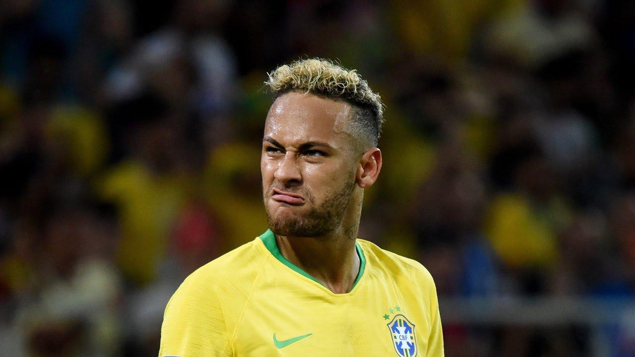 Neymar Sperre