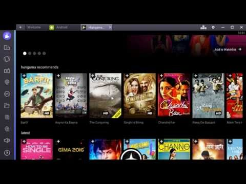 How to hack Hungama play movies app