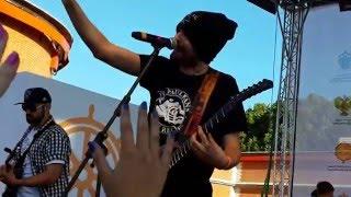 Noize MC - Назови меня попсой Live Санкт-Петербург 27.06.2015 День молодежи