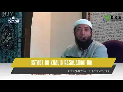 Keutamaan Ibadah Umroh, Kajian Ustadz Khalid Basalamah