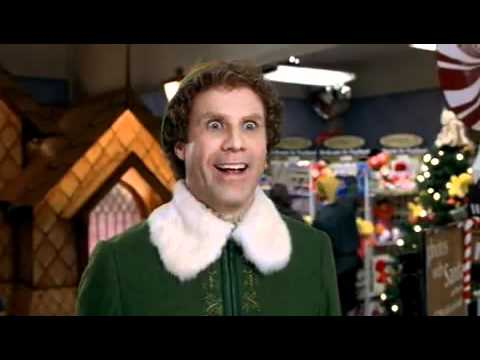 elf the movie santa announcement2flv youtube