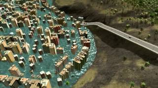 Cities: Skylines - Flooding Nature's Valley