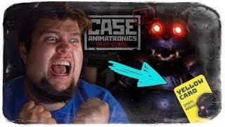 ЗАБРАЛ КЛЮЧ КАРТУ У КОШКИ И ПРОШЕЛ СКЛАД! ● CASE 2: Animatronics