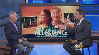George Takei Talks His New Musical 'Allegiance' thumbnail