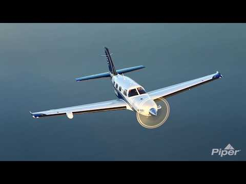Piper M600 Demo Flight with Mike Murphy