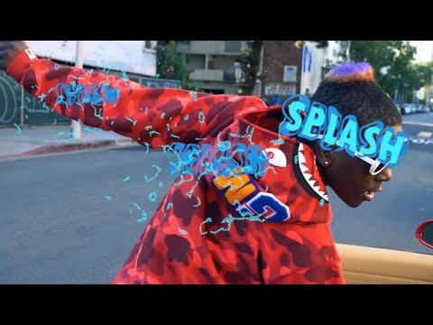 """Trae Da Kidd  """"Splash""""  Music"""