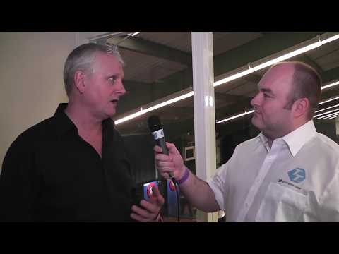 Darts  ROD HARRINGTON TALKS PDC Q SCHOOL (part one)