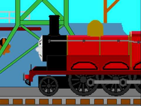 Thomas And Friends Animated Remake Episode 9 James The Queen Of Sodor