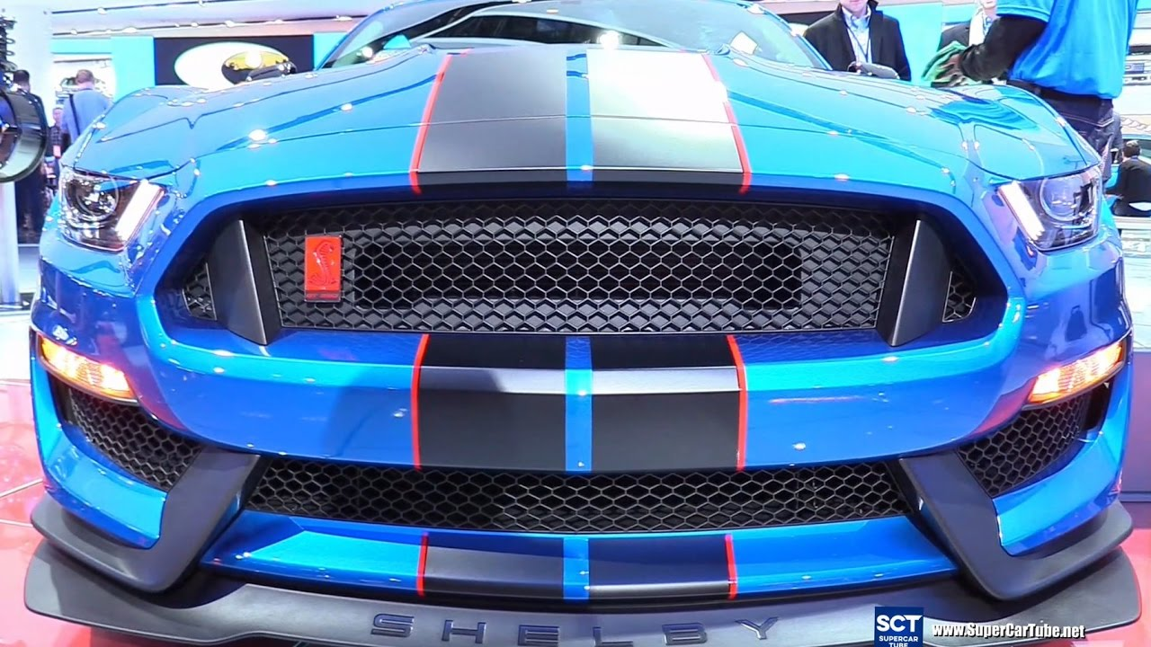 2017 Shelby Gt500 >> 2017 Ford Mustang Shelby GT350R - Exterior and Interior ...