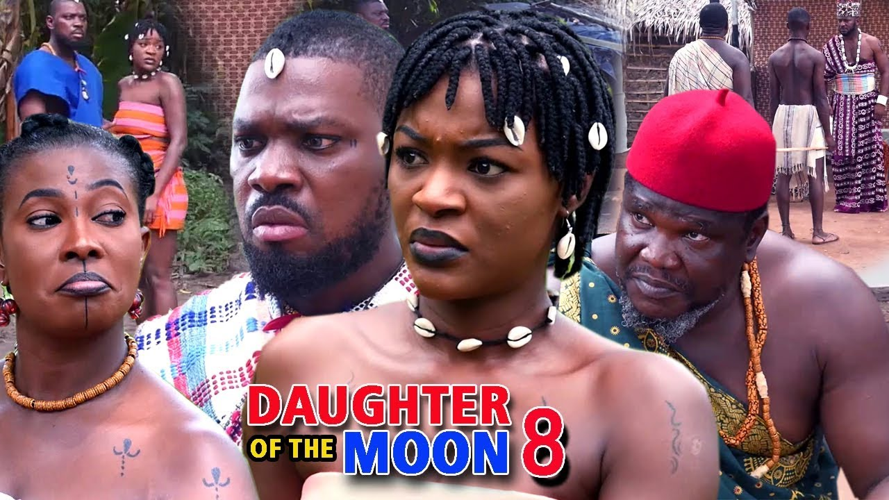 Download Daughter Of The Moon Season 8 - (New Movie) 2018 Latest Nigerian Nollywood Movie Full HD | 1080p