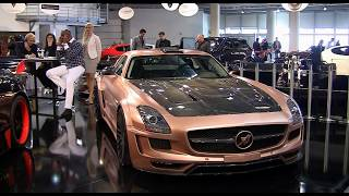 Top Marques Monaco 2012 (HD) - Highlights - Part 1