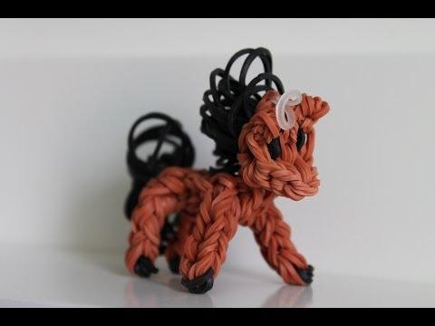 Rainbow Loom Nederlands, paardje, eenhoorn