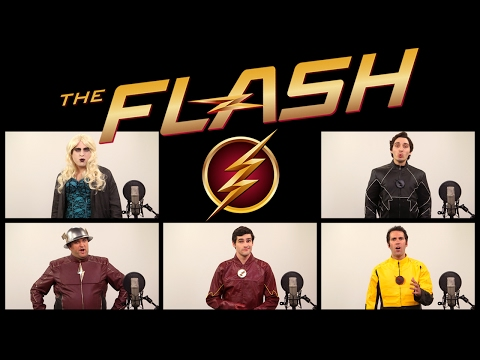 THE FLASH THEME SONG ACAPELLA